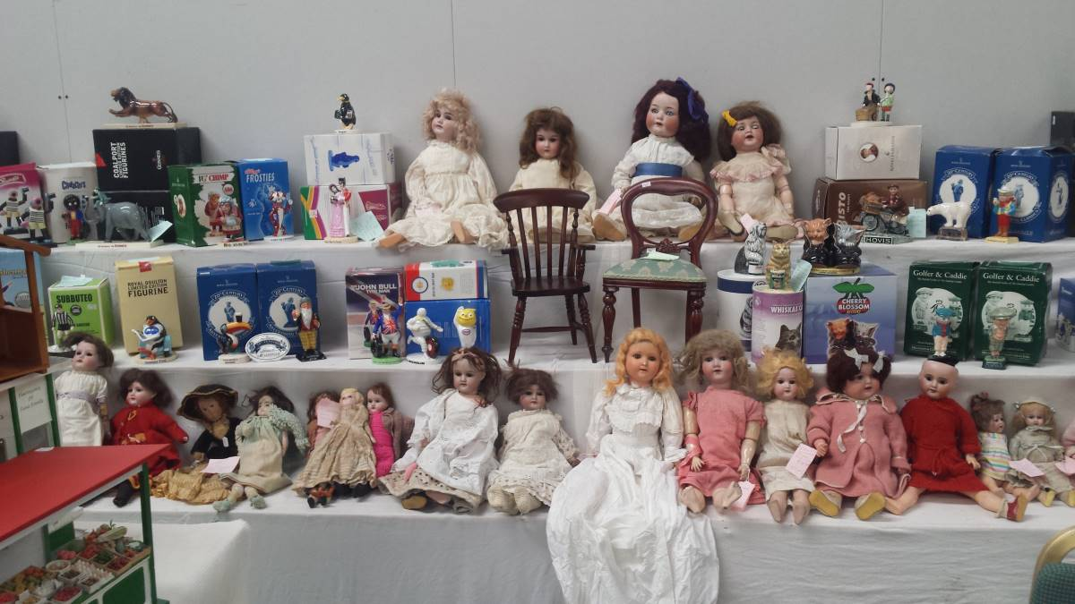 German Victorian Dolls and Other Victorian Dolls at Unique Auctions