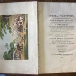 1 volume 'Oriental Field Sports' 1819 wild sports of the east