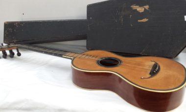 French Petit Jean L'aine guitar