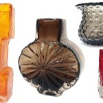 Whitefriars Glass collection at Unique Auctions