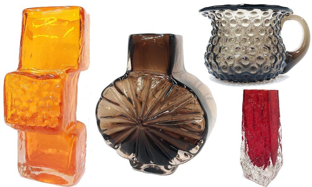Whitefriars Glass Collection At Unique Auctions Unique Auctions