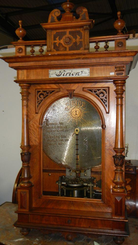 sirion music box
