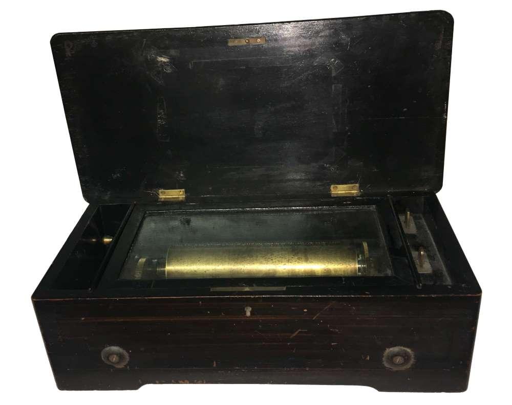 victorian music box