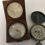 Compasses by Charles Nephew & Co and W. Gregory & Co.