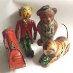 Tinplate toys