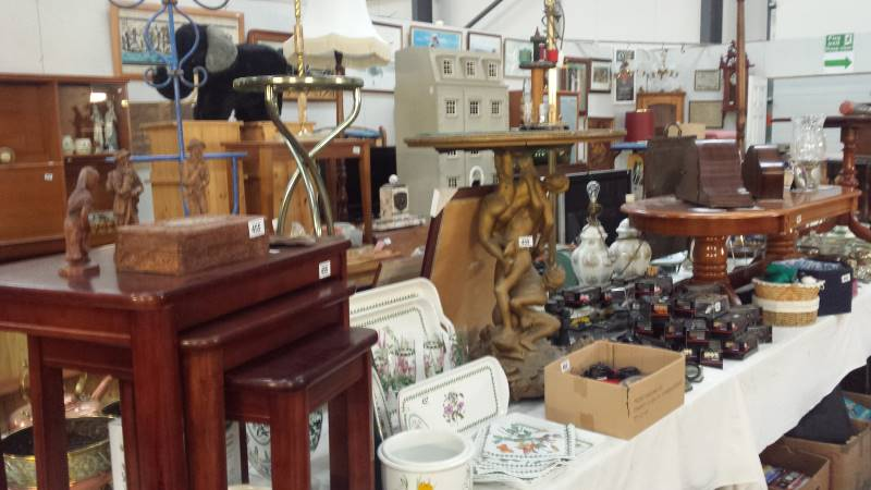 Antiques and General auction