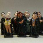 Royal Doulton Dickens Series Characters