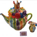 Mary Rose Young Teapot