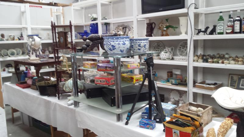 Antiques, Collectors & General Auction