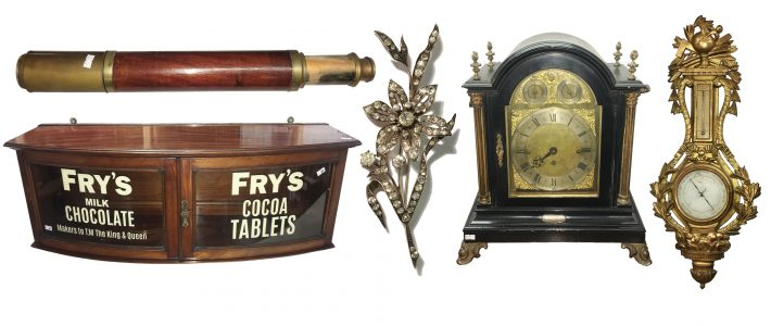 Antique & Collectors Auction Saturday 26th & Sunday 27th May