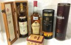 Macallan Gran reserve whisky 1979 and other whisky at Unique