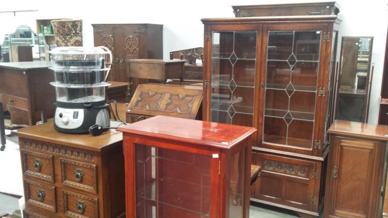 modern furniture at auction