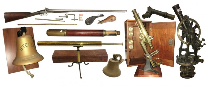 Scientific and many interesting lots for 27th May Auction
