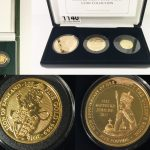 Coins and Gold Coins at Unique Auctions Three Day June Auction
