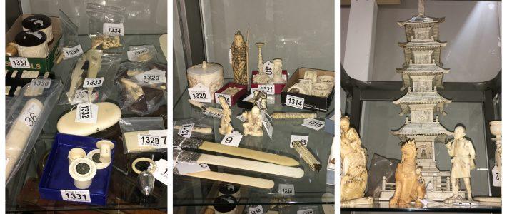 Antique Ivory at Unique Auctions