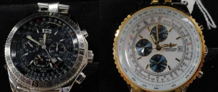 Breitling Watches up for Auction at Unique
