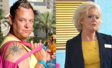 Benidorm Comes to Lincoln with Celebrity Antiques Trip