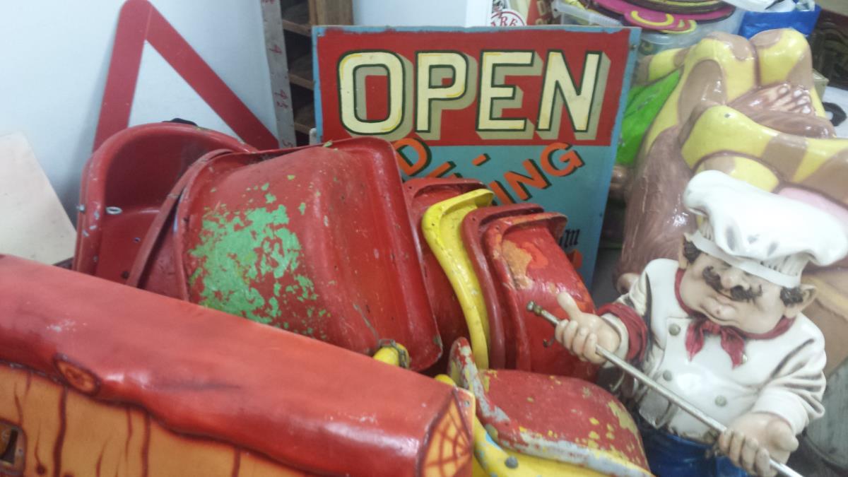 Fairground and Fair Auction