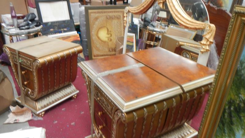 Furniture from London estate clearance