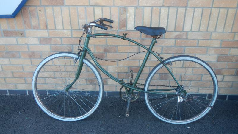 WW2 BSA Airbourne Folding Paratroopers Bicycle