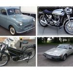 Classic Cars, Motorcycles, Mascots, Badges, & Automobilia Auction Saturday 6th October