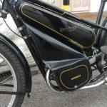 francis barnett powerbike frame