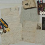 medals and letters 1