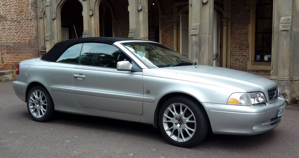 Volvo C70 Convertible 2ltr 2004