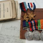 wwii medals r beck