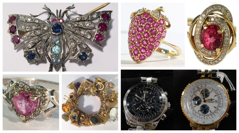 jewllery at auction buying and selling