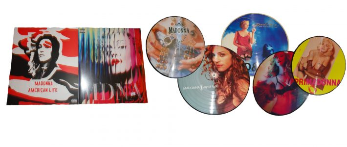 Records & Memorabilia Auction September 25th