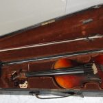 Rare Violin at Unique Auctions – Nicolaus Amati Cremonensis Faciebat