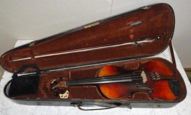 Rare Violin at Unique Auctions – Nicolaus Amati Cremonensis Faciebat