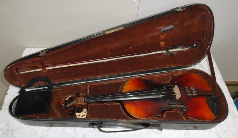 rare antique violin