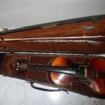 A rare violin