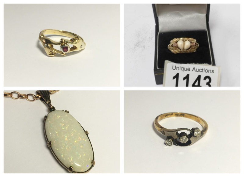 jewellery at unique auctions
