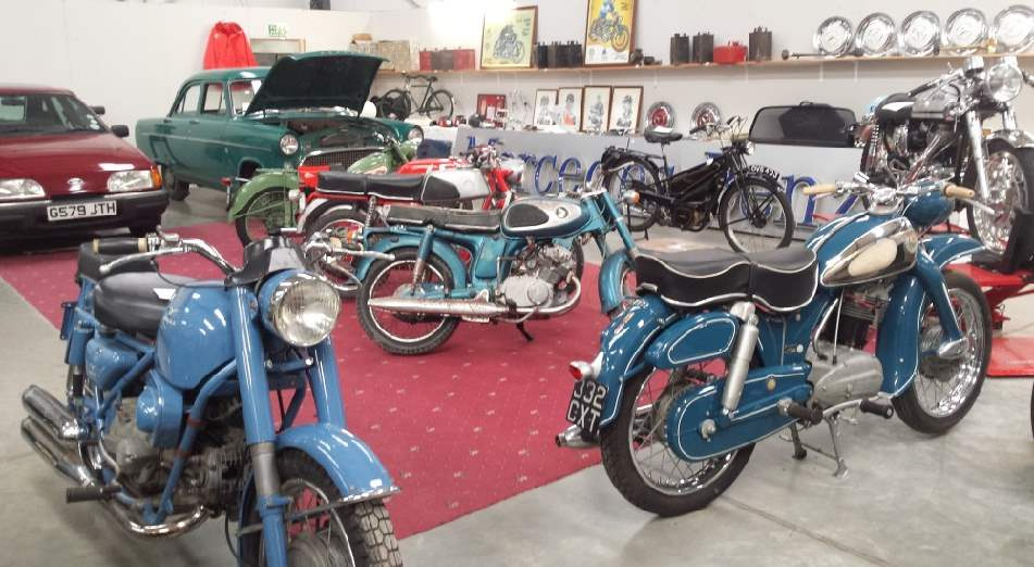 Classic Cars, Motorcycles, Mascots, Badges, & Automobilia Auction Saturday 12th January