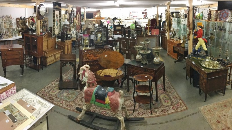 Antique & Collectors Auction Saturday 26th & Sunday27th January