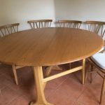 Ercol furniture in Sun 24th Feb Auction