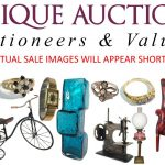 Antiques, Collectors & General auction Friday 25th October