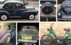 Classic Cars, Motorcycles, Mascots, Badges, & Automobilia Auction 27th April