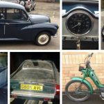 Classic Cars, Motorcycles, Mascots, Badges, & Automobilia Auction 27th April