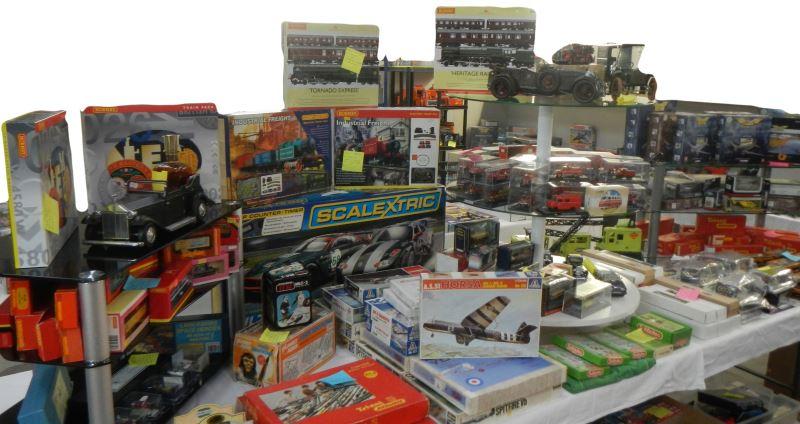 toys trains auction