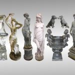 Collection of Statues from large Lincolnshire Estate – Sunday 28th July Auction