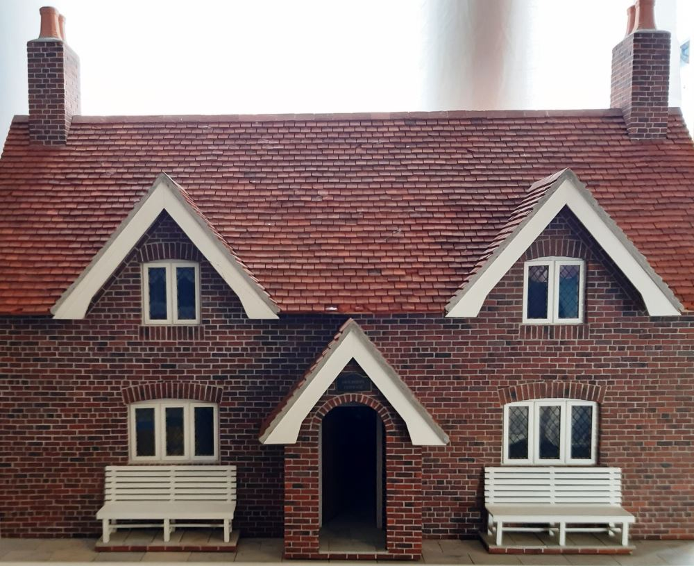 'Harriet's Country Cottage'- A Model House