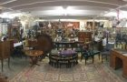 View of 2019 New Years Day auction rooms