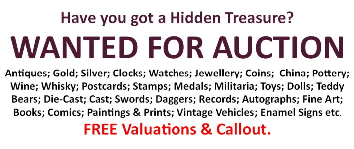 FREE Antiques Valuations