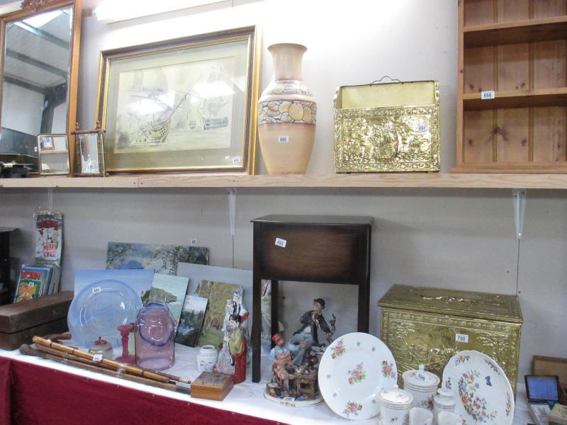 Wednesday Evening Antiques & Collectors Auction