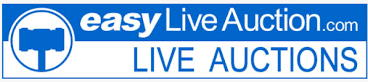 easyliveauction logo