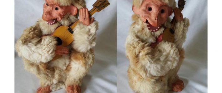 Roullet & Decamps Monkey Automaton Guitarist